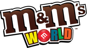 M&M'S World logo. (PRNewsFoto/Mars Retail Group)